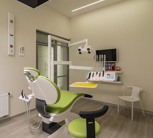 Детское стоматологическое кресло